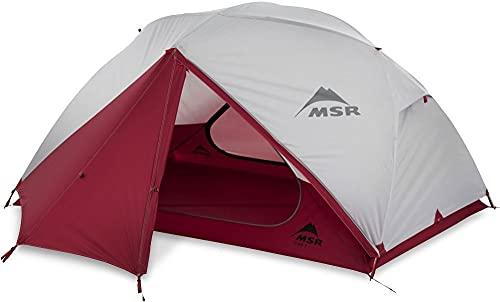 MSR Elixir Leichtes Zelt für Rucksackreisen, für 2 Personen