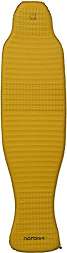 Nordisk Grip 3.8R körperkonturierte Matte Isomatte, Mustard Yellow/Black