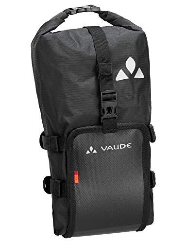VAUDE Trailmulti, Gabeltasche für Bikepacking Sporttasche, 30 cm, 5 Liter, Black Uni*