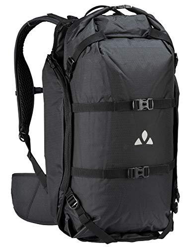 VAUDE 14296 Trailpack, Bikepacking-Rucksacksystem Sporttasche, 55 cm, 27 Liter, Black Uni*