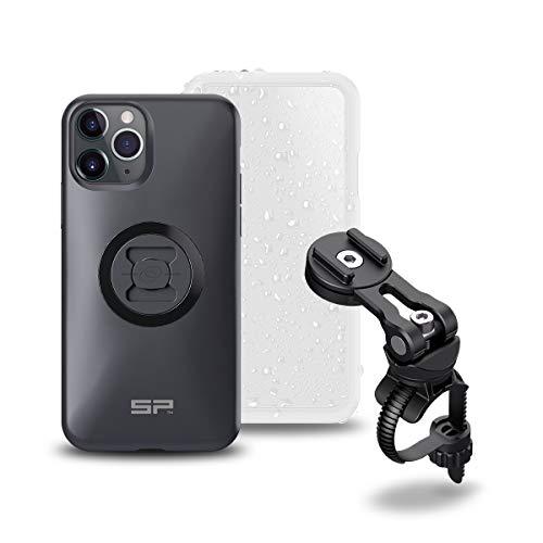 SP Connect Handyhalterung Bike Bundle II, Black/Transparant, iPhone X/XS/11 Pro
