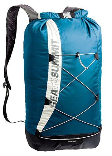 Sea to Summit Sprint Waterproof Drypack 20L Andere Rucksäcke und Taschen, Unisex, Erwachsene, Blau, One Size