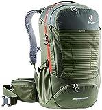 Deuter Unisex Trans Alpine Pro 28 Bike Bag, Ivy-khaki, Einheitsgröße