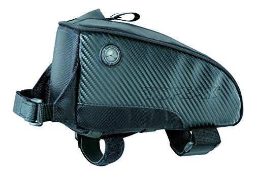 TOPEAK Unisex– Erwachsene Fuel Tank Rahmentasche, Black, L