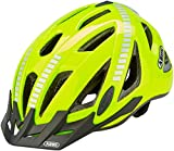 Abus Urban-I 2.0 Signal Helm Signal Yellow 2018 Kopfumfang XL | 61-65cm 2019 Fahrradhelm