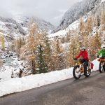 Vaude Winter Bikepacking