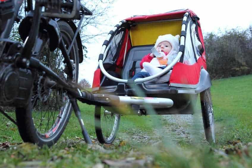 Radreisen mit Kindern - die A bis Z Planung 1