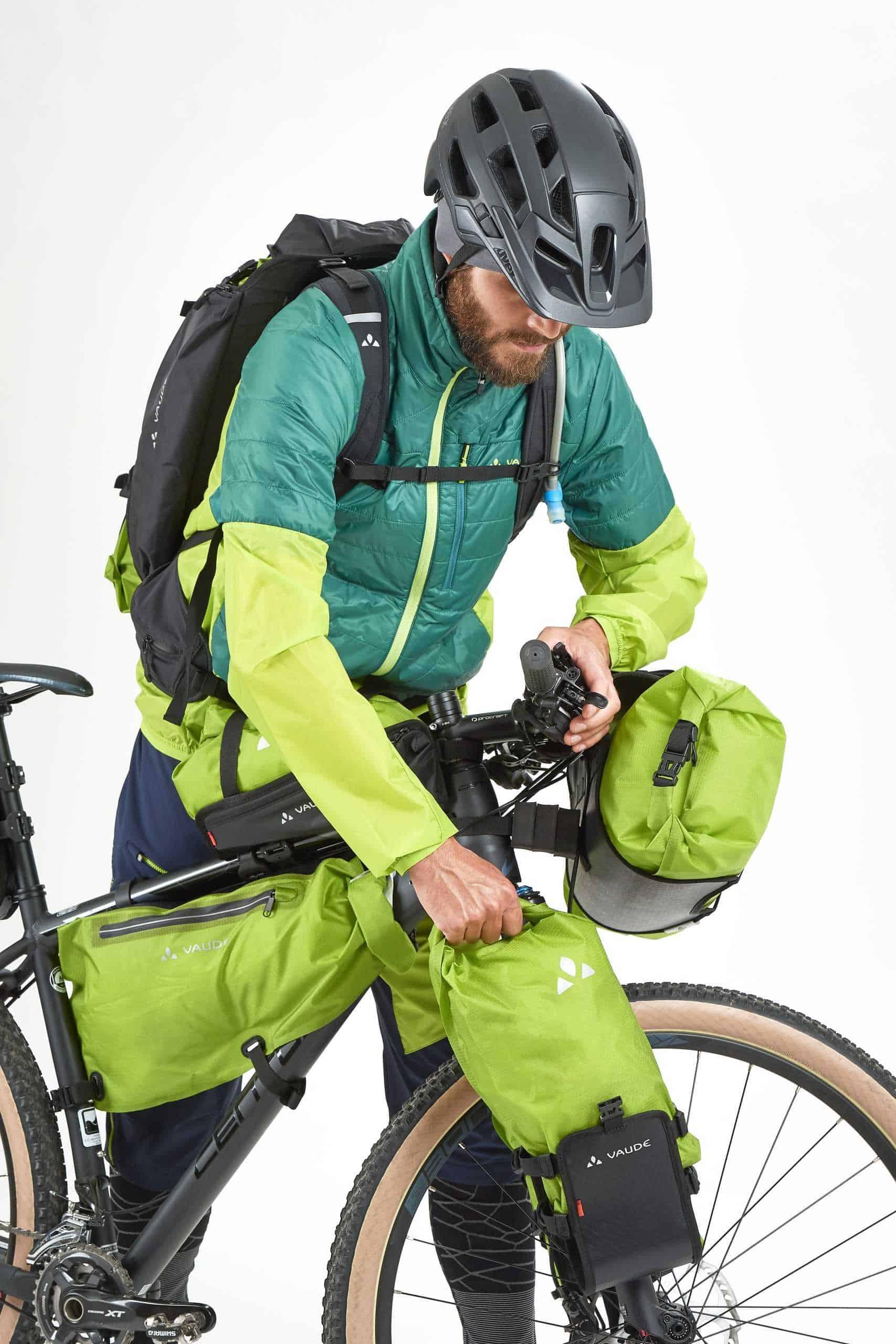 Bikepacking Taschen Clever Packen