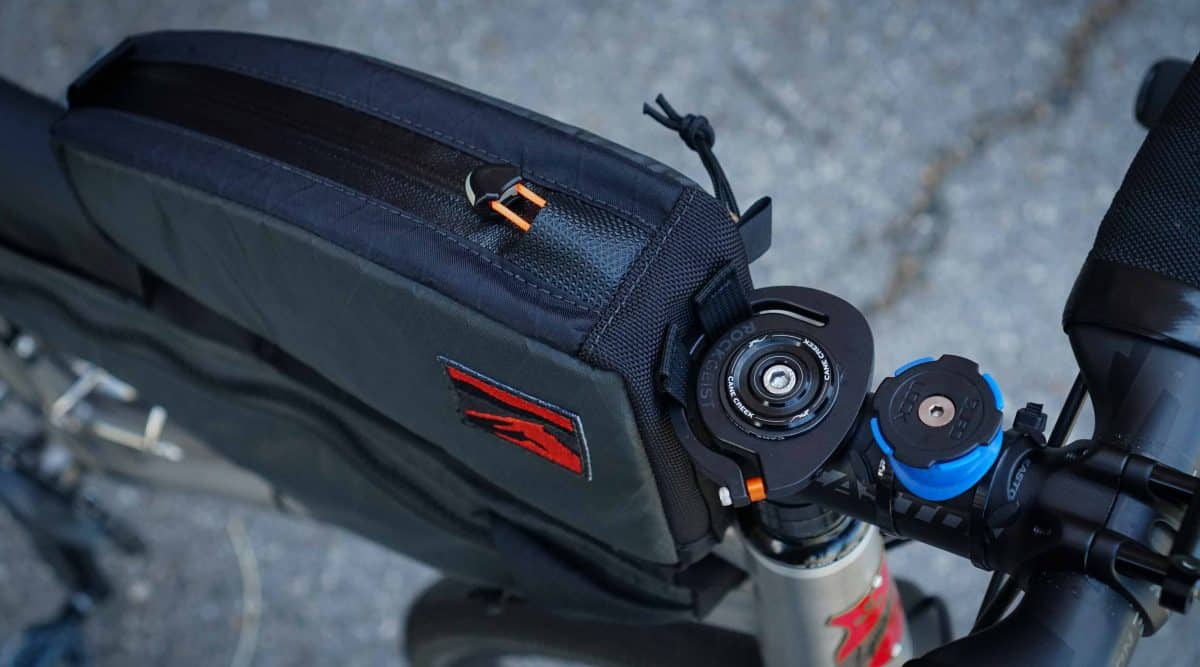 Rockgeist Top Tube Bag