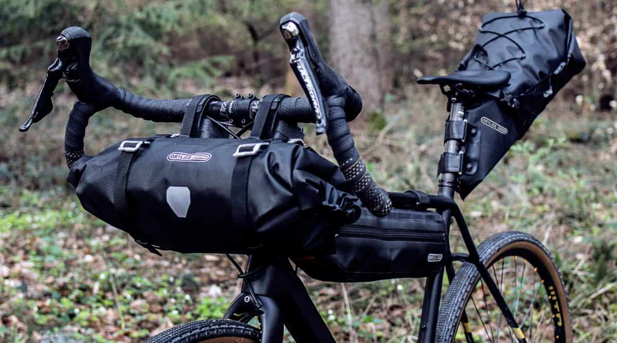 Bikepacking Handlebar Roll