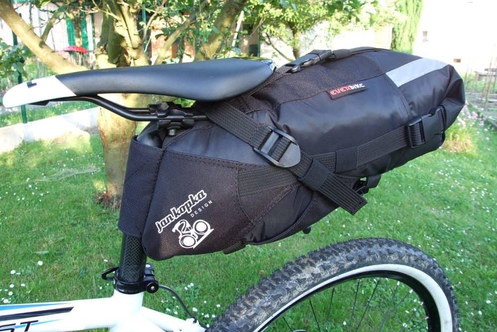 Everbike Satteltasche