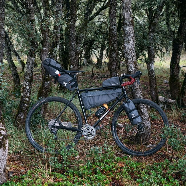 Bikepacking Overnighter