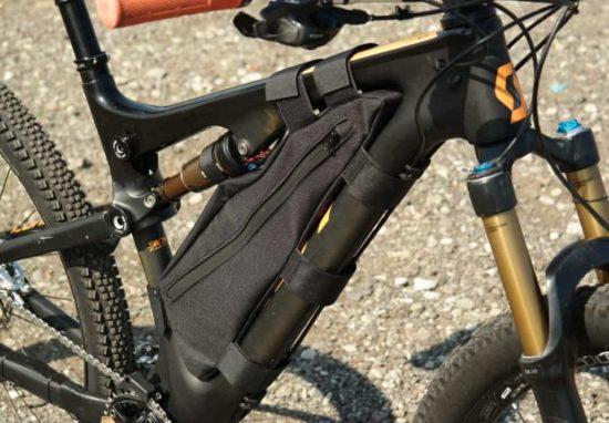 Bikepacking Frame Bag