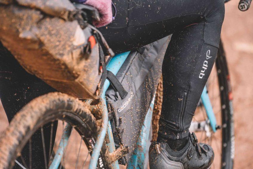 Wasserdichte Bikepacking Taschen