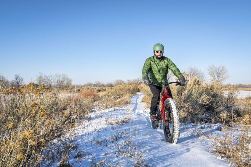 Bikepacking Winterkleidung