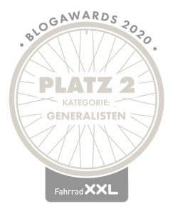 Bikepacking Blog Award