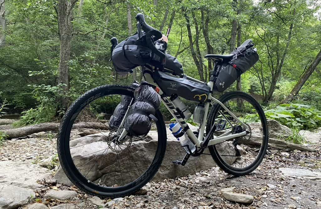 Bikepacking Packliste
