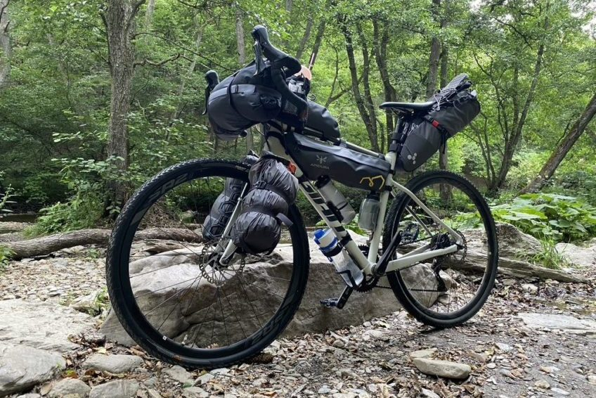 Bikepacking Packliste