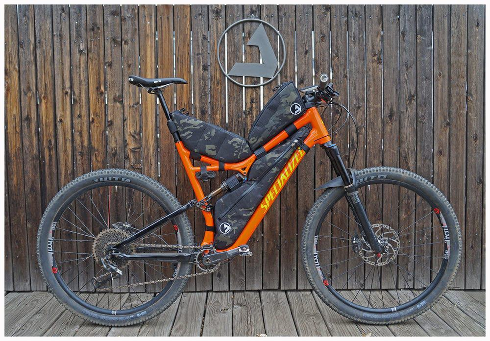 Bikepacking Mountainbike