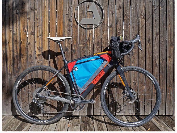 Bikepacking Gravelbike