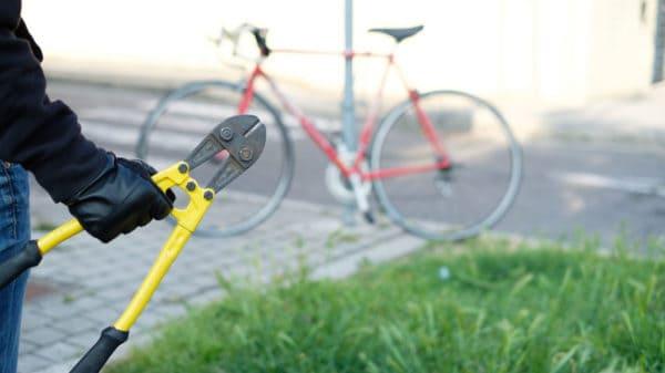 Fahrrad Diebstahlschutz