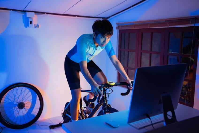 Fahrrad Rollentrainer apps