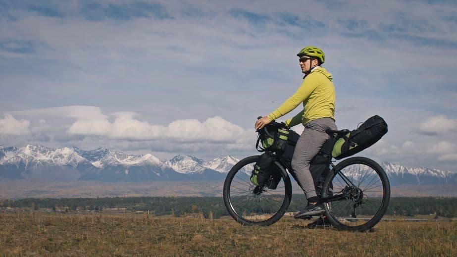 Bikepacking-Zubehörtaschen