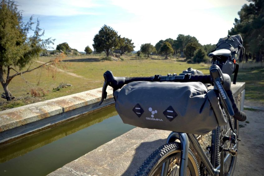 Gravel-Bike Lenkertasche