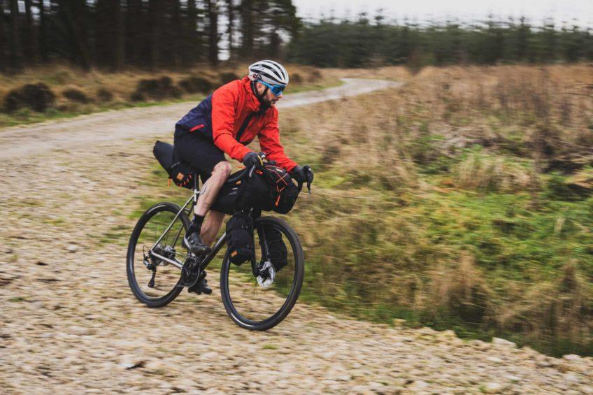 Bikepacking Gravel-Bike