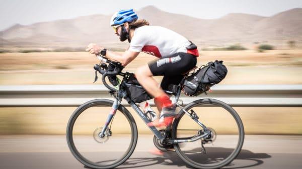 Ultraleicht-Bikepacking