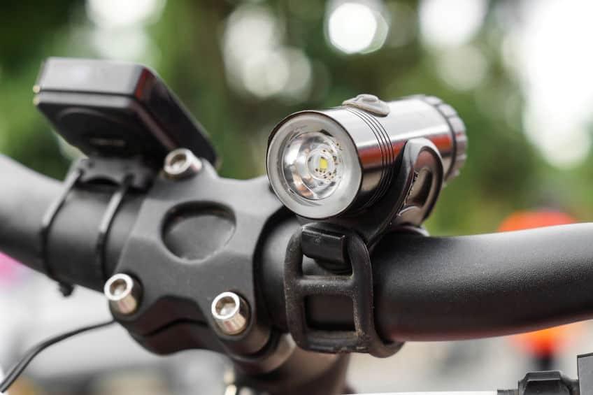Stromversorgung beim Bikepacking