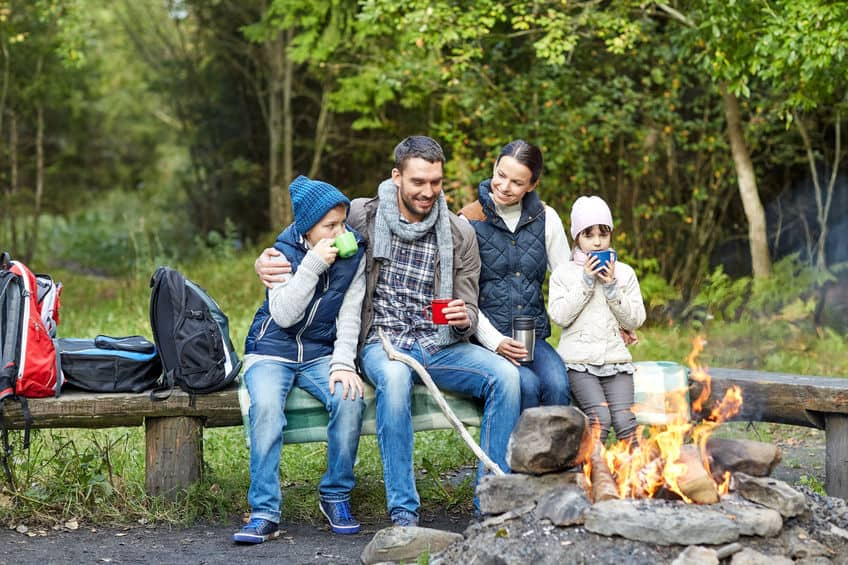 camping mit zelt was braucht man