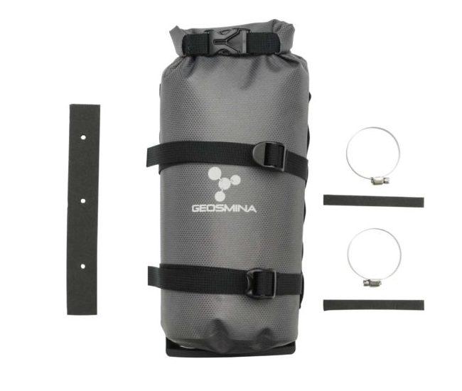 Gabeltaschen-Zubehör Geosmina Bikepacking-Taschen