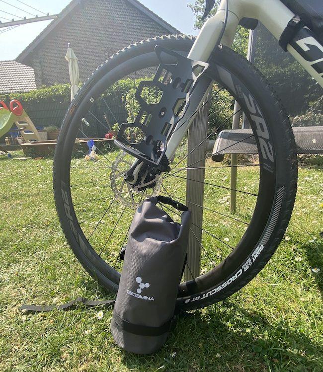 Bikepacking Gabeltasche