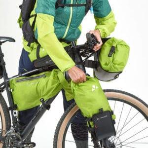 Bikepacking Gabeltaschen