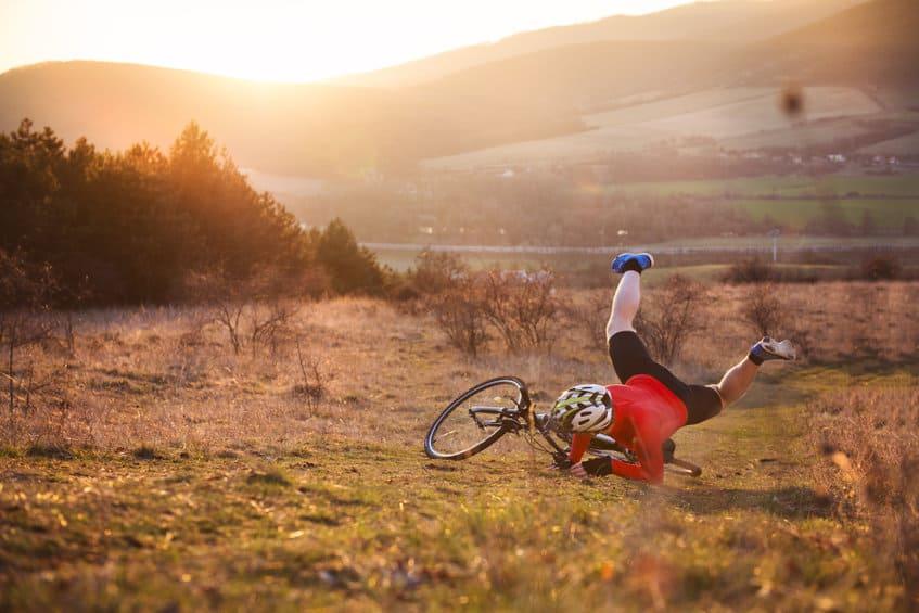 Krankheiten und Verletzungen auf Bikepacking-Reisen